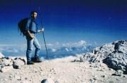 Um den Gipfel zu erreichen sind Ausdauer und Durchhaltevermögen erforderlich.