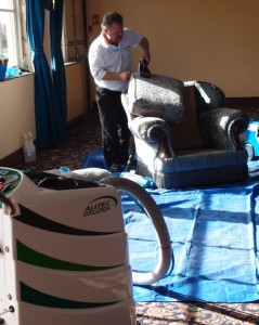 Upholstery Cleaning Training | alltec.co.uk