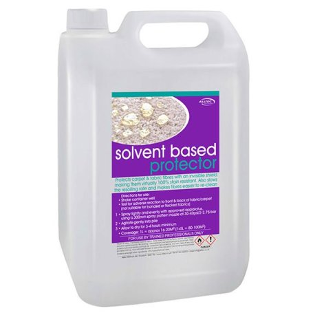 Solvent Carpet and Upholstery Protector