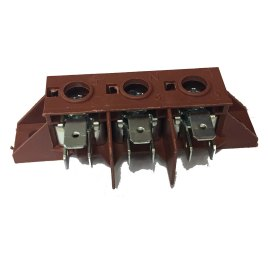 3 Way Mains Power Terminal Block from www.alltec.co.uk