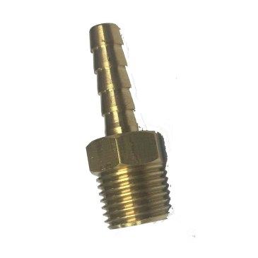 1/4″ Male Thread – 6mm Hose Barb