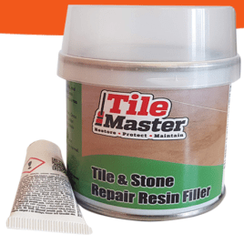 TileMaster Stone Repair Resin Filler with hardner 125ml