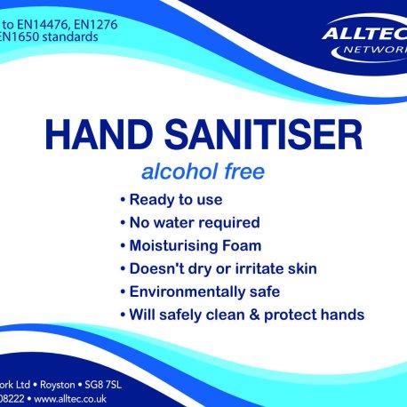 non l hand sanitiser