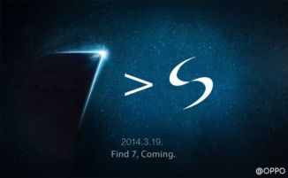 """Oppo find 7 samsun galaxy s5 teaser - Oppo Find 7; World's first 5.5"""" 2K display smartphone launched"""