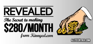 make money online from Kingged.com featured image