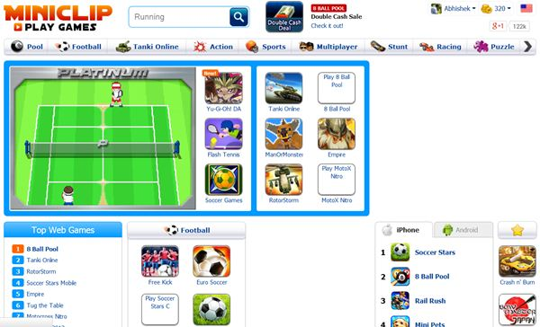 miniclip.com-screenshot play free online games