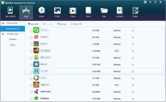 Mobikin assistant for android pc suite - apps