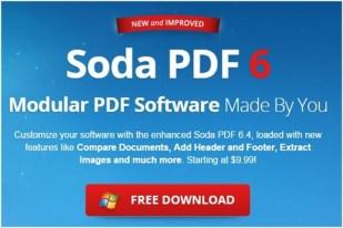 sodapdf 6 - best pdf creator