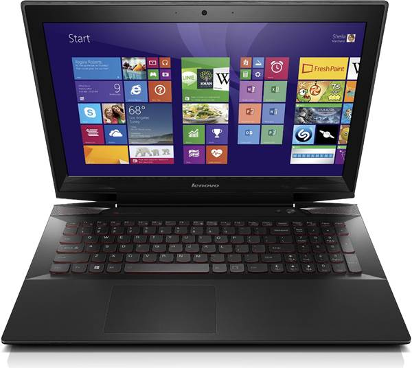 Lenovo Y50 - #2 Best gaming laptops under $1000