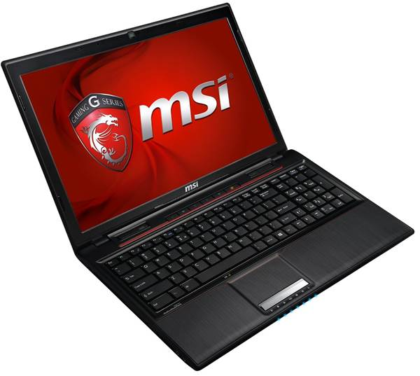 MSI GE60 Apache-629 - #3 Best gaming laptops under $1000