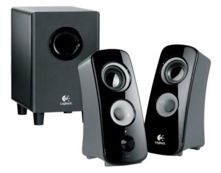 logitech speaker system - best audiophile PC speakers - 12 Best Audiophile Computer Speakers Under $100-$500