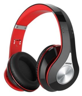 mpow over ear - best over ear bluetooth headphones under $50 - Best Bluetooth Headphones