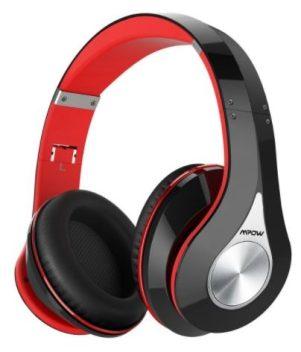 mpow over ear - best over ear bluetooth headphones - Best Bang for Your Buck Headphones