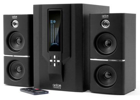 arion legacy ac - Best Computer Speakers Under $100 - Top 8 Best Budget 2.1 Desktop Speakers Under $100