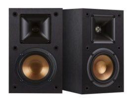 klipsch - best bookshelf speakers