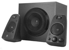 logitech z623 - best budget computer speakers