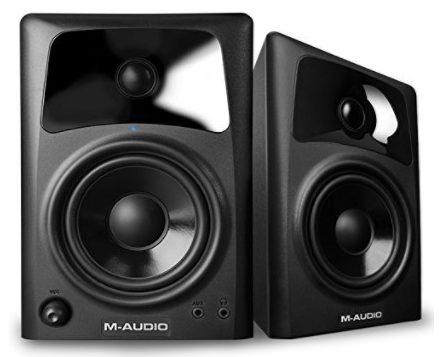 m audio - best bookshelf speakers - Best Studio Monitors - Top 8 Best Studio Monitors Under $200
