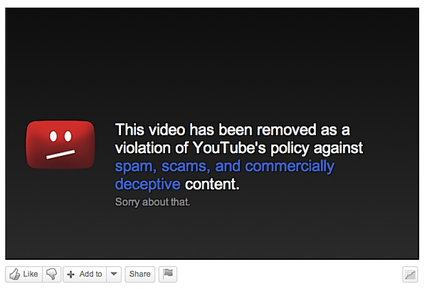 How to Remove a Web Page from YouTube Completely?