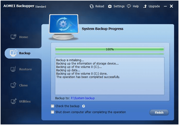 Top 3 Best Free Backup Software for Windows Users