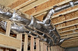 New Home Air Duct System