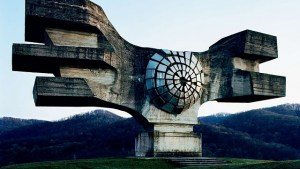 Abandoned Russian Monument