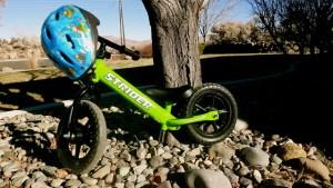 Strider Balance Bike for Toddlers