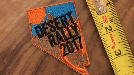 Desert Rally Patch