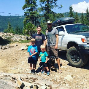 Mike Henderson and his All Terrain Family