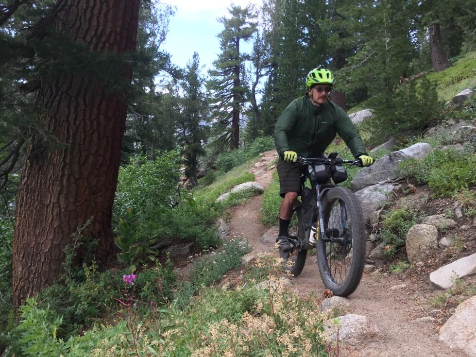 Matt Reynolds Bikepacking