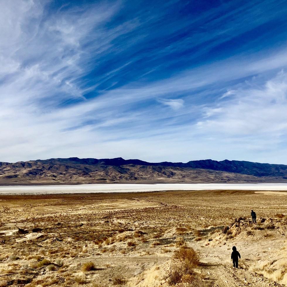 Winnemucca Dry Lake, Nevada