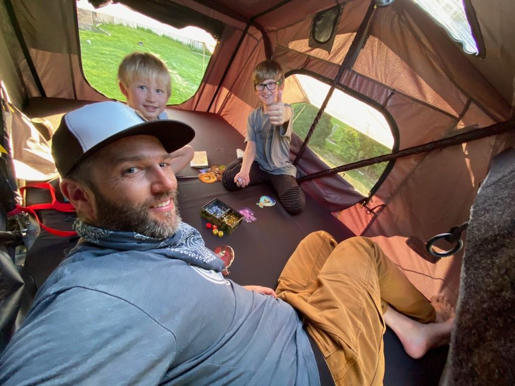 Smittybilt Overlander Gen 2 Roof Top Tent