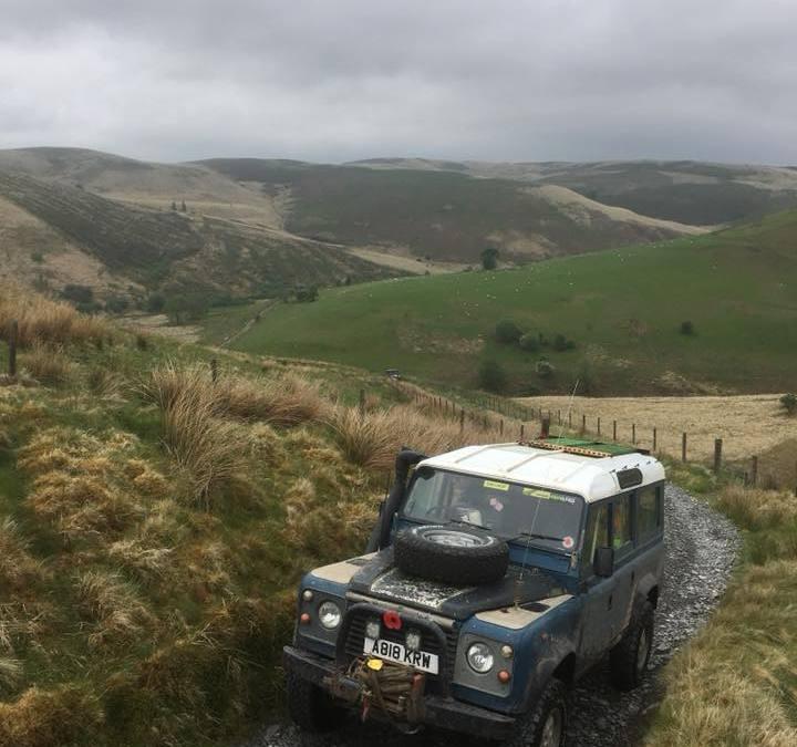 Green Laning – Wales 2018