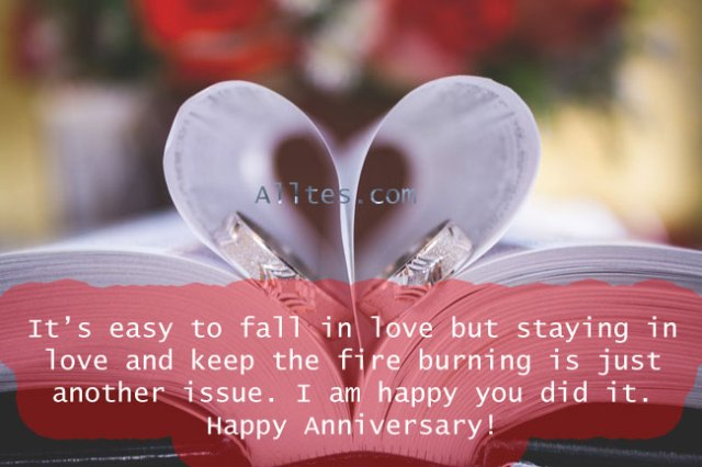 Happy Wedding Anniversary Wishes, Quotes & Texts Messages