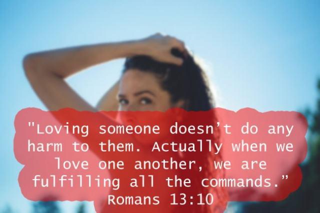 Romans 13-10