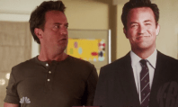 Comeback kid (C): Matthew Perry - Go On. I've mentioned my Friends addiction and Go On enthusiasm plenty times already. Let's leave it at: It's good to have Matthew Perry back on tv.