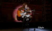 Best music moment (C): Tessa's song - Suburgatory. Let's express general appreciation for any moment on Suburgatory that shows some real human emotion. As the writers still seem to be searching for the right balance between cartoony goofiness and more serious story lines (and sometimes fail at that), Tessa's song was a nice moment to take a breath and exclaim a sincere 'awww'. When the song turned out to be the Suburgatory theme, I was pleasantly surprised. (It's not that I don't like the goofiness by the way. That's what makes Suburgatory… Suburgatory. As long as it's not too over the top.)