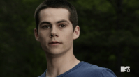 Nerd-alert! (M): Stiles - Teen Wolf. It isn't just a nerd-alert, it's a cute nerd-alert! Stiles Stilinski on Teen Wolf (played by Dylan O'Brien) reminds me of Seth Cohen (played by Adam Brody on the OC). He never gets the girl and his (sarcastic) oneliners are funny as hell. Luckily he gets to be the hero too sometimes in the crazy supernatural world he lives in.