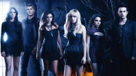 """Show that didn't deserve to be cancelled (M): The Secret Circle. Look at those sad pretty faces! The Secret Circle was supposed to be the next CW hit of executive producer Kevin Williamson after The Vampire Diaries, but it got cancelled after one season. I still don't get why. It was dark, had a lot of teen angst, the usual high school (dating) drama and a great cast (besides their pretty faces they had loads of acting skills). They even pulled the """"killing of a core character"""" stunt in the begin of the season. You want to know what was the worst about this show? That it ended with a major cliffhanger! Looks like the crew didn't saw this cancellation coming either. Let's hope that the cast finds a new job soon! P.S.: Other shows I would have wanted to watch for a second season (in some cases a full first season) are Ringer, Pan Am, Emily Owens M.D. and Partners."""