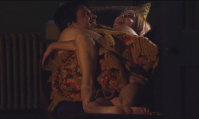 Worst couple (C): Rufus and Ivy - Gossip Girl. Now here's an image we did not want to see. The Rufus and Ivy romance in Gossip Girl was just all sorts of wrong. As a matter of fact, I'd hereby like to erase that one from my memory and leave it with one word: ugh.