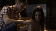 """Favorite couple (M): Zade (Zoe and Wade) - Hart of Dixie. Zoe and Wade are a """"will they or won't they"""" couple, but right before the winter break they decided to be boyfriend and girlfriend for real, yay! First I didn't really care if Zoe picked Wade or George, because they are both great, but I'm happy the writers choose the not so predictable combination. Rachel Bilson and Wilson Bethel have great chemistry and I'm curious what will happen with Zade in 2013."""