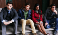 Best comedy (C): The Mindy Project. Hey guys, what's with the pouty faces? It's best COMEDY. I really like the funny things you say and stuff.