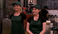 Worst episode (C): 2 Broke Girls 3x04 And The Group Head. Did I really just watch an entire episode about two girls who don't know how to make a cappuccino?
