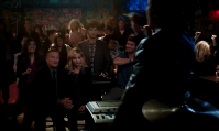 Best music moment (C): I Barely Knew You - The Crazy Ones. The funniest episode to date for The Crazy Ones if you ask me. The scene where Sydney and her colleagues listen to the stalker-ish song that Danny (who happens to be played by Josh Groban) wrote for her, was very very funny. Not to mention the performance scene.