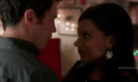 Favorite ship (C): Mindy and Danny - The Mindy Project. So again? Again not happening this year? No that's okay, just keep on dangling it in front of us, fine. (Buhuhuhuhuhu I'll be in a corner, sobbing)