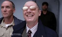 Biggest expectations for 2014 (C): The Blacklist. Good news! NBC renewed the show for a second season. May the new year bring us even more exciting television (but I guess that's not gonna be a problem now) #foreverhooked