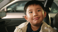 Cutest tv kid (M): Bert - Trophy Wife. Bertie is the best. He is funny, smart and a bit weird from time to time, but you will love him instantly when you start watching Trophy Wife.