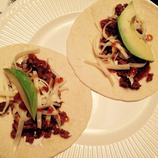 freezer tacos