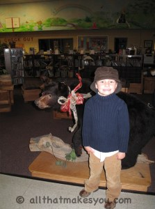 Bear Hunting at School