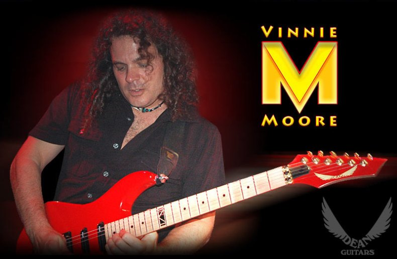 All That Shreds Magazines Hall Of Fame Inductee - Vinnie Moore