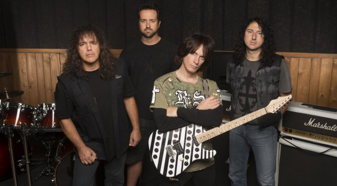 Impellitteri Working on New Record for 2017 Release